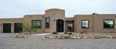 Tucson Single Family Home Active Contingent: 3450 W Flying Diamond Drive