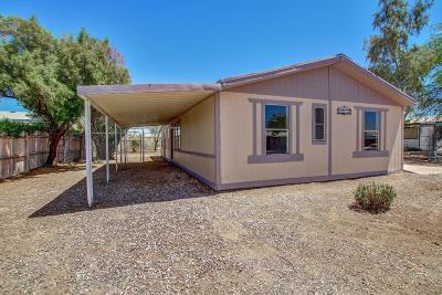 Pima County Manufactured Home For Sale: 10830 W Warfield Circle