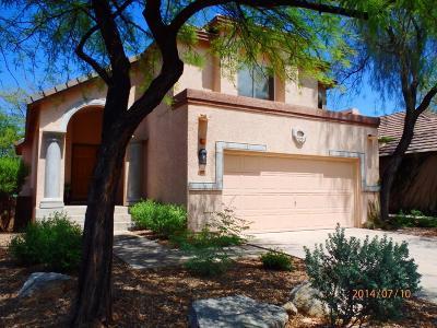 Tucson Single Family Home For Sale: 4072 E Via De La Tangara