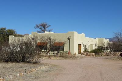 Cochise County Single Family Home For Sale: 13097 S Highway 181