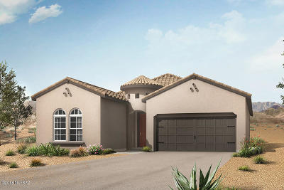 Oro Valley Single Family Home For Sale: 157 E Woolystar Court