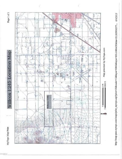 Cochise County Residential Lots & Land For Sale: 6000 W Airport Road