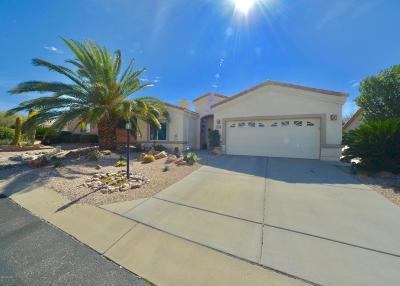 Green Valley AZ Single Family Home For Sale: $249,900