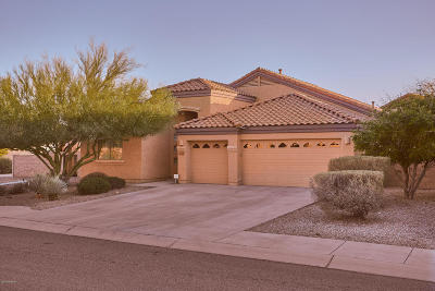 Tucson Single Family Home Active Contingent: 7093 W Autumn Gold Court