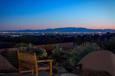 Tucson Single Family Home Active Contingent: 5189 N Via Velazquez