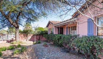 Tucson Single Family Home Active Contingent: 1148 E Seneca Street