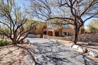 Tucson Single Family Home For Sale: 11550 E Sneller Vista Drive