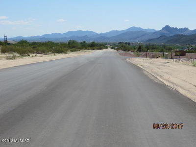 Pima County Residential Lots & Land For Sale: 8041 W Tangerine Road