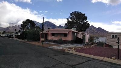 Pima County Manufactured Home Active Contingent: 317 W Weisshorn Street