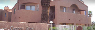 Tucson Condo For Sale: 1745 E Glenn Street #109