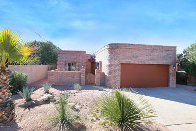 Tucson Single Family Home Active Contingent: 2819 N Richey Boulevard