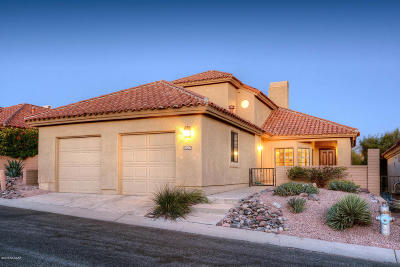Tucson Single Family Home For Sale: 5996 N Misty Ridge Drive