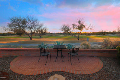 Oro Valley Single Family Home Active Contingent: 2116 E Bighorn Mountain Drive