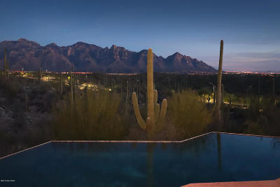 Oro Valley Single Family Home Active Contingent: 13988 N Honey Bee Trail