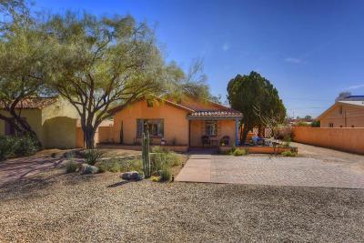 Tucson Single Family Home Active Contingent: 2022 E Helen Street