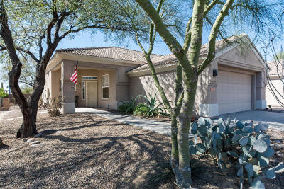 Marana Townhouse For Sale: 13027 N Desert Flora Lane