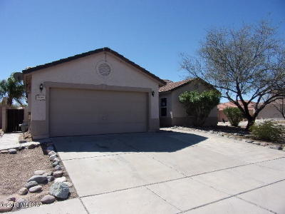 Tucson Single Family Home For Sale: 8446 E Ramona Madera Lane