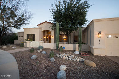 Single Family Home For Sale: 9970 E Sabino Springs Place
