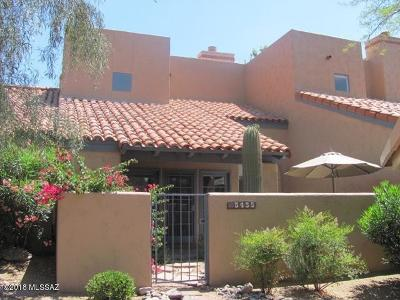 Tucson Townhouse For Sale: 5455 N Via Del Arbolito