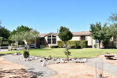 Cochise Manufactured Home For Sale: 1636 W Stage Coach Pass