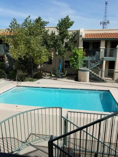 Pima County, Pinal County Condo Active Contingent: 7668 E 22nd Street #86