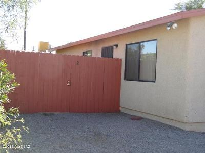 Tucson Single Family Home Active Contingent: 815 E Lester Street
