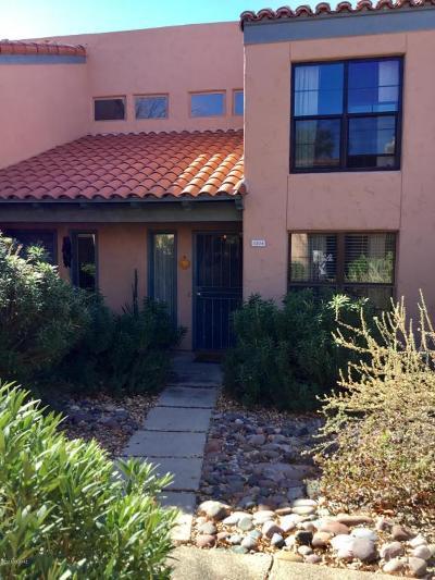 Tucson Townhouse For Sale: 5304 N Paseo De La Terraza