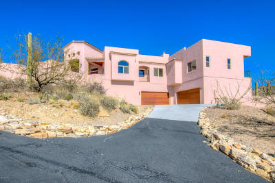 Tucson Single Family Home Active Contingent: 5250 N Winnetka Court