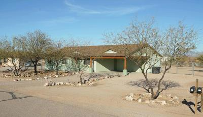 Marana Single Family Home For Sale: 5194 N Sabi Road