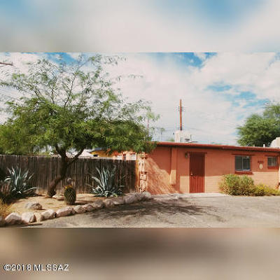 Tucson Residential Income For Sale: 3417 E Lind Road