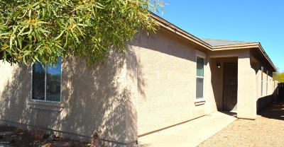 Tucson Single Family Home For Sale: 3294 W Treece Place