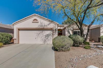 Tucson Single Family Home Active Contingent: 7325 E Maritime Drive