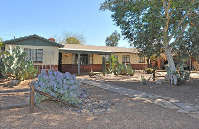 Tucson Single Family Home Active Contingent: 321 S Eastbourne Avenue