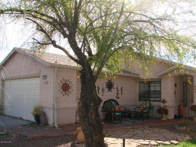 Single Family Home For Sale: 5866 S Wood Crest Drive
