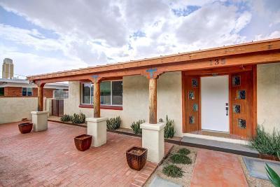 Tucson Single Family Home For Sale: 135 N Tucson Boulevard