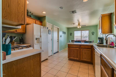 Tucson Single Family Home Active Contingent: 7138 S Canterbury Tale Drive
