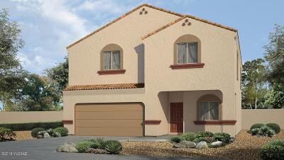 Marana Single Family Home For Sale: 9131 W Blue Saguaro Street