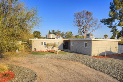 Tucson Single Family Home For Sale: 7356 N Casablanca Drive