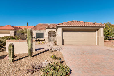 Oro Valley Single Family Home For Sale