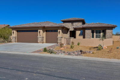 Oracle Single Family Home For Sale: 31865 S Flat Rock Drive