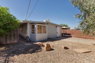 Single Family Home For Sale: 3321 N Los Altos Avenue
