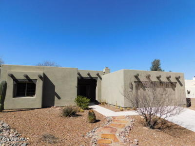 Tucson Single Family Home For Sale: 1851 E Pole Star Place