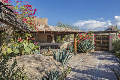 Tucson Single Family Home For Sale: 13550 N Thornydale Road