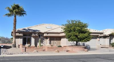 Oro Valley Single Family Home Active Contingent: 1955 E Singing Bow Way