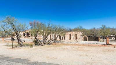 Tucson Single Family Home For Sale: 7741 E Camino Bavispe