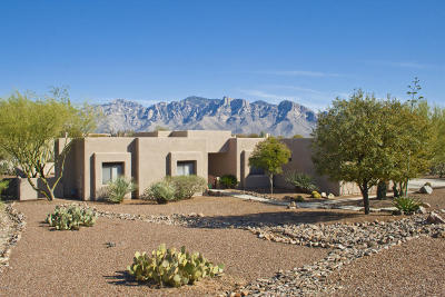 Oro Valley Single Family Home For Sale: 12328 N Reflection Ridge Drive