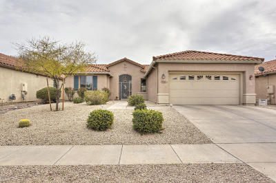 Continental Ranch Sunflower Single Family Home Active Contingent: 9358 N Desert Mist Lane