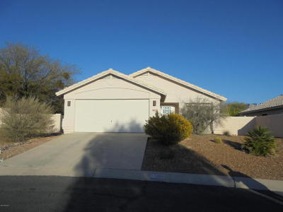 Oro Valley Single Family Home For Sale: 11008 N Double Eagle Court