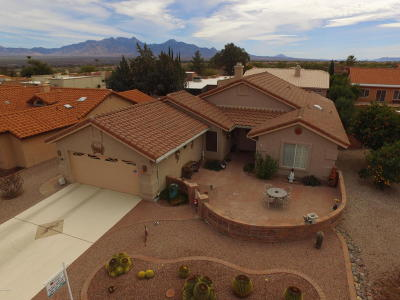 Green Valley  Single Family Home For Sale: 1011 W Rio Magdalena