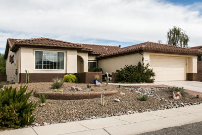 Oro Valley Single Family Home Active Contingent: 1091 E Balmoral Place